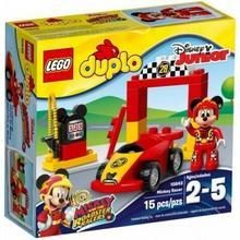 LEGO Duplo Wyścigówka Mikiego 10843