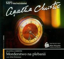 Morderstwo na plebanii (audiobook CD) - Agatha Christie
