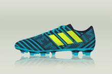 Adidas Nemeziz 17.4 FxG S80608 wielokolorowy