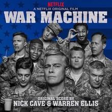 Nick Cave; Warren Ellis War Machine (płyta winylowa w kolorze czerwonym)