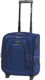 Dielle 420/Wizz mała walizka kabinowa miękka z poszerzeniem 420 Wizz Blue