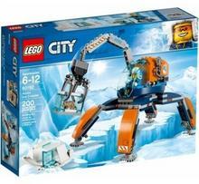 LEGO City Arktyczny łazik lodowy