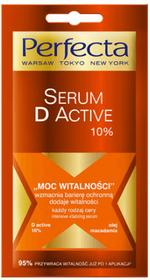 DAX Cosmetics Moc Witalności Serum dodające witalności D Active 10ml