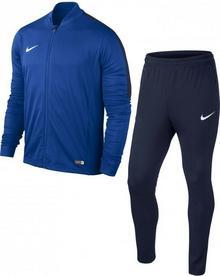 Nike Dres Academy 16 TRACKSUIT 2 M niebiesko-granatowy r L 808757-463) 808757-463 L