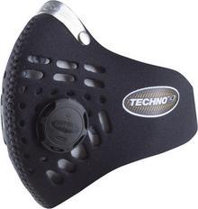 RESPRO RESPRO Maska antysmogowa TECHNO MASK BLACK