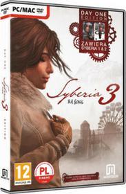 Premiera Syberia 3 PC PL