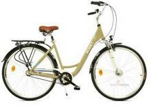 Romet Rower Miejski 28 Aluminiowy Romet Art Deco 3 Cappucino 19 2016