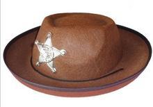 Aster Aster, kapelusz Szeryfa z gwiazdą