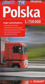 Demart Polska TIR, 1:750 000