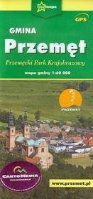Pietruska & Mierkiewicz Gmina Przemęt Przemęcki Park Krajobrazowy mapa gminy 1:60 000 - Pietruska & Mierkiewicz
