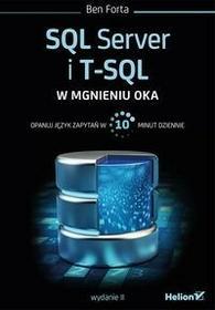 SQL Server i T-SQL w mgnieniu oka Ben Forta