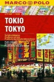 Marco Polo Plan Miasta . Tokio