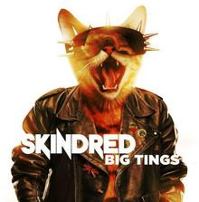 Skindred Big Tings Limited Edition Digipack)