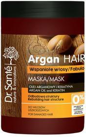 Sante Dr Argan Hair Odbudowująca maska do włosów uszkodzonych 1000 ml