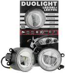 Opinie o EinParts Automotive Światła do jazdy dziennej z światłami halogenowymi EinParts Duolight LED (dzienne 6000K, halogeny 3000K): Suzuki SX4 FL 2009-2014 DL22