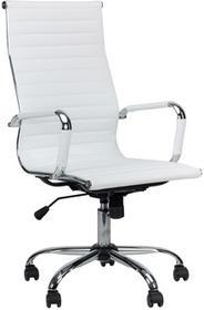 MSH Fotel obrotowy MSH Volte white