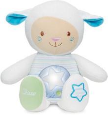 Chicco owieczka z lampką nocną i projektorem niebieska Enova33950