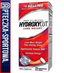 MUSCLETECH Hydroxycut Pro Clinical 72 kaps 69D7-308C2