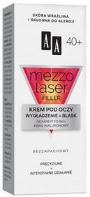Oceanic Mezzo Laser Filler Eye Crem 40+ krem pod oczy wygładzenie + blask 15ml 44832-uniw