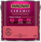 Magnat CERAMIC 2.5L - ceramiczna farba do wnętrz - C27 Nami?tny karnelian