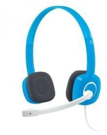 Logitech H150 niebieskie