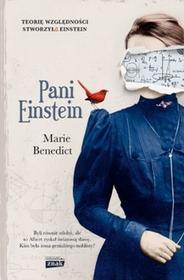 Znak Pani Einstein - MARIE BENEDICT
