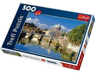 Trefl Watykan, Włochy, Rzym 37087