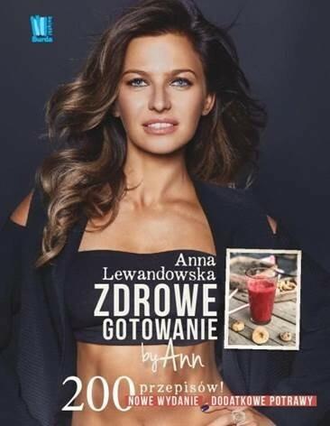 Burda książki Zdrowe gotowanie by Ann. 200 przepisów - Anna Lewandowska