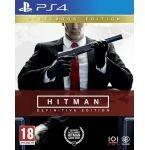 SquareEnix HITMAN: Definitive Edition + STEELBOOK! PS4