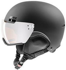 Uvex hlmt 500 Visor kask narciarski, 59-62cm 5662132007