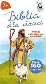 Edgard Biblia dla dzieci - poznaj najważniejsze opowieści - Paweł Czapczyk