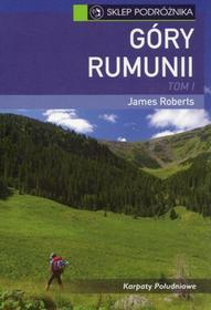 Sklep Podróżnika Góry Rumunii. Tom I. Karpaty Południowe