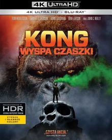 Warner Bros Entertainment Kong: Wyspa Czaszki 4K