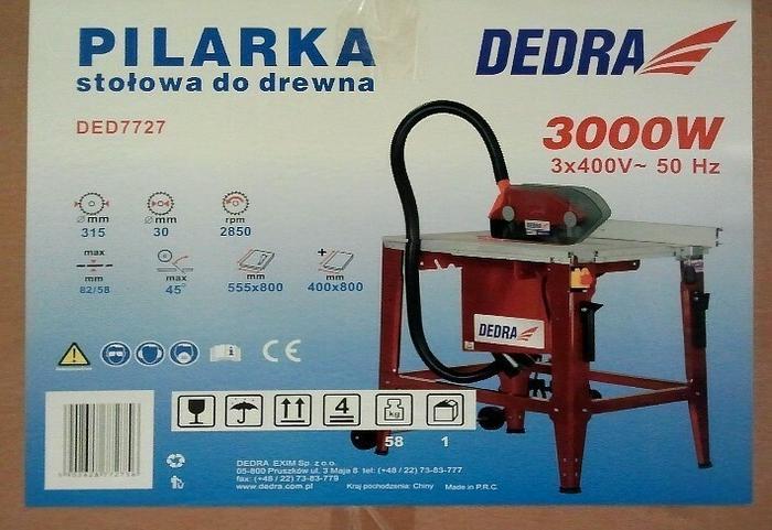 Dedra DED7727