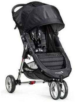 Baby Jogger City Mini BLACK/GREY