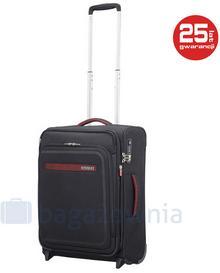 Samsonite AT by Mała kabinowa walizka AT AIRBEAT 102998 Czarna - czarny