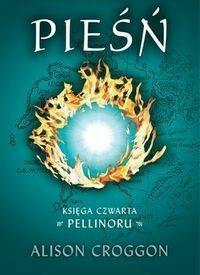 Galeria Książki Croggon Alison Pieśń Księga czwarta Pellinoru
