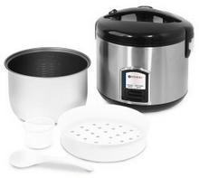 Hendi Urządzenie do gotowania ryżu i na parze 1.8 l 240410
