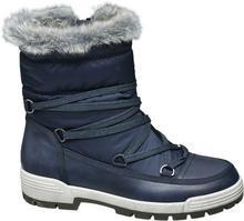 Cortina śniegowce damskie Cortina niebieskie