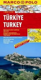 Marco Polo Turcja mapa 1:800 000 Marco Polo