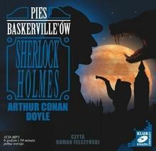 Pies Baskervillów (audiobook CD) - Arthur Conan Doyle