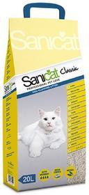 Tolsa Sanicat Classic żwirek dla kota sepiolitowy 20l
