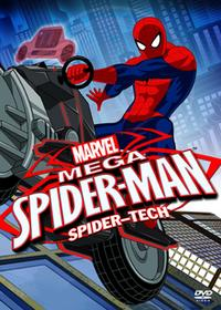 Mega Spider Man Volume 4 Mega Technologia