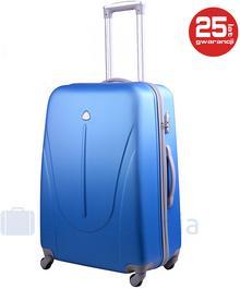 PELLUCCI Mała walizka kabinowa Pellucci 883 SS - Niebieska - niebieski