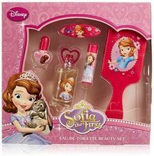 Disney Sofia the first zestaw upominkowy, EDT, kosmetyki i do włosów, 1er Pack (1 X 5 sztuki) 1757