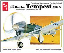 AMT Model plastikowy - Samolot Hawker Tempest V Airplane - AMT AMT901
