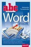 Helion ABC Word 2016 PL - Aleksandra Tomaszewska