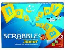 Mattel Scrabble Junior - ekspresowa wysyłka i bezpieczeństwo zakupów  21 dni na zwrot.