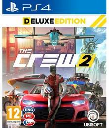 The Crew 2 Edycja Deluxe PS4