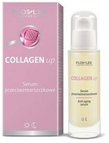 Flos-Lek Serum przeciwzmarszczkowe - Collagen Up Anti-Aging Serum Serum przeciwzmarszczkowe - Collagen Up Anti-Aging Serum